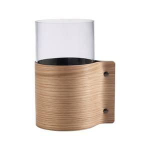 Bilde av Block Vase M Wood Oak