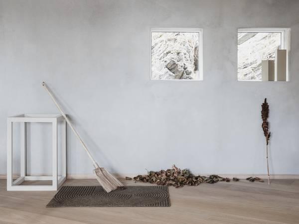 Dørmatte Sand - Heymat+ (flere størrelser)