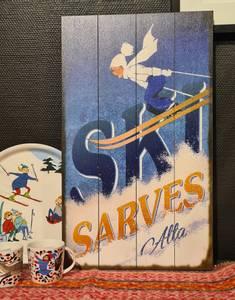 Bilde av Treskilt Ski SARVES Alta